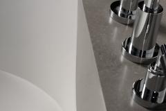 Waschtisch Areto Draufsicht Beckenbereich