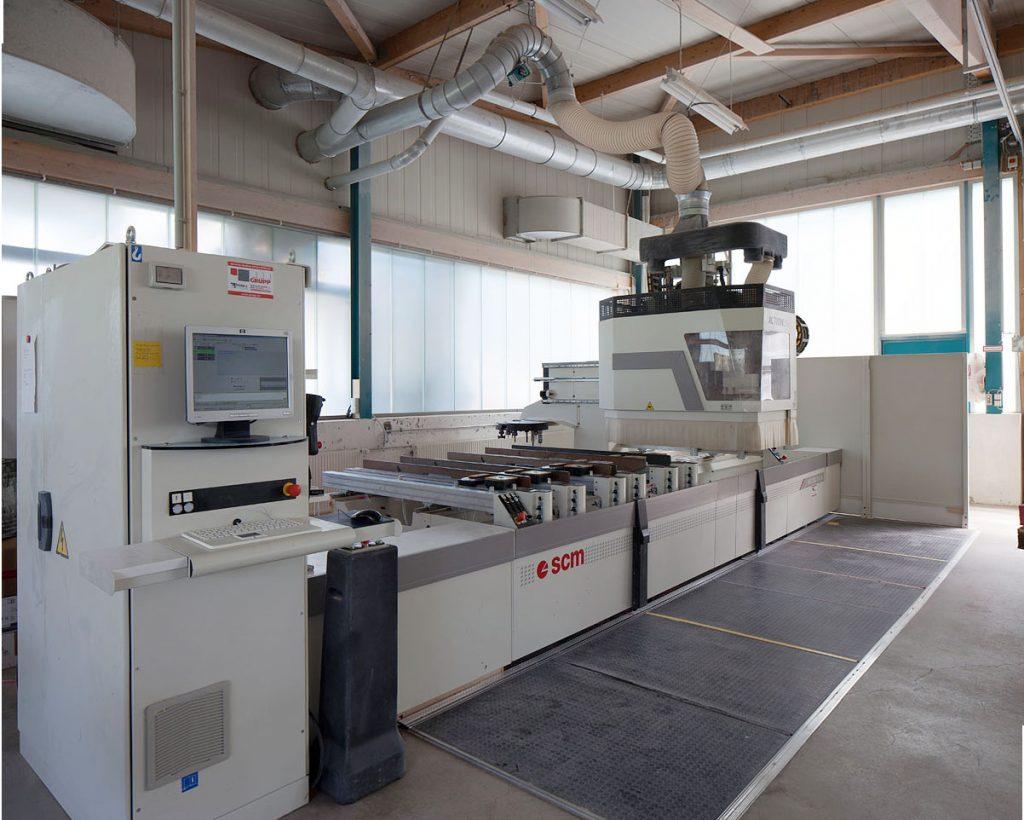 Voit & Partner CNC Maschine