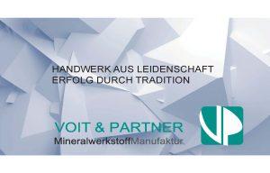 Imagebroschüre Voit & Partner